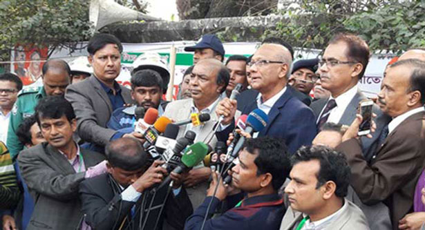 Nahid`s assurance rejected, strike will continue