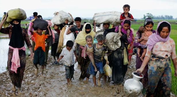 Myanmar will take back 300 Rohingyas per day
