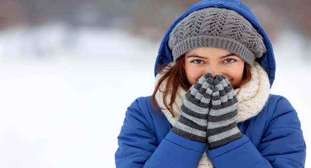 Tips to increase body temperature in winter