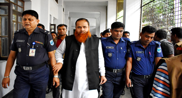 MP Rana sent to jail after remand over killing 2 BCL leaders