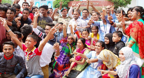 70.42% pass in Sylhet Board as lowest pass rate