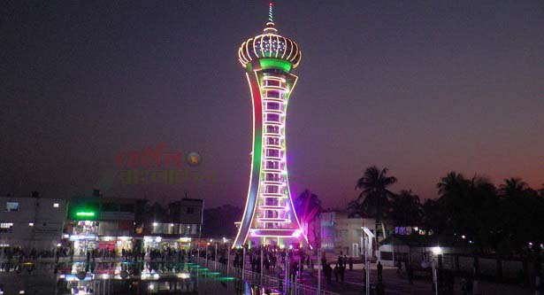 Tallest Watch Tower of subcontinent opens today