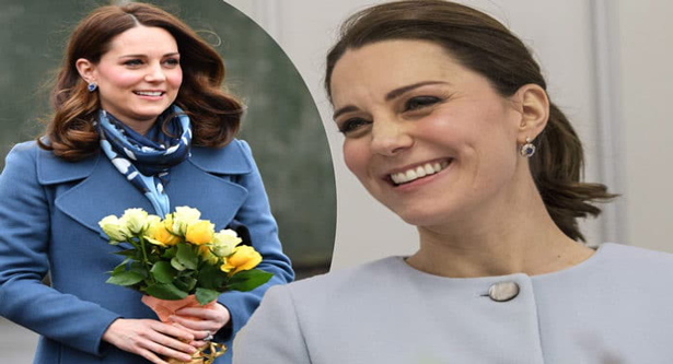 Kate Middleton donated her hair to children`s cancer charity