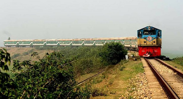Rail services with northern districts resume