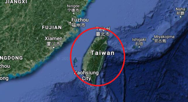Magnitude 6.1 earthquake strikes off Taiwan