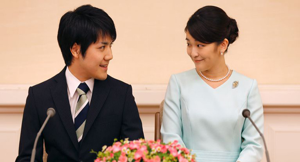 Japanese Princess Mako`s wedding postponed until 2020