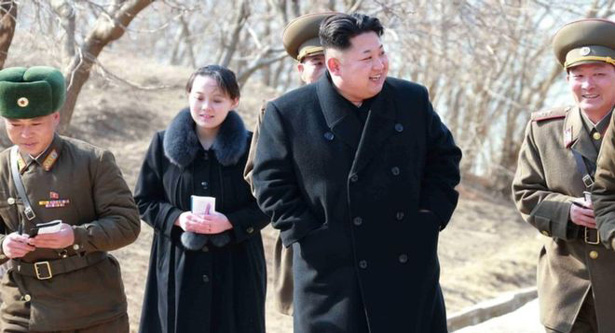 Kim`s sister to visit South for Olympics