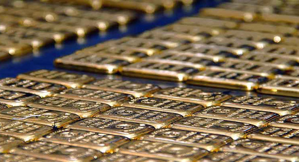 5.8-Kg gold bars seized, two held at Shahjalal Airport