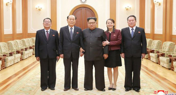 N Korea`s Kim hails `warmth` with South