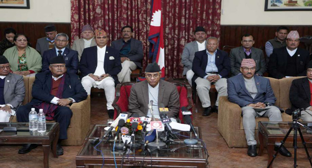 Nepal PM resigns, paving way for new government
