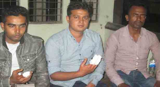 Three cops hacked while arresting criminal in Chuadanga