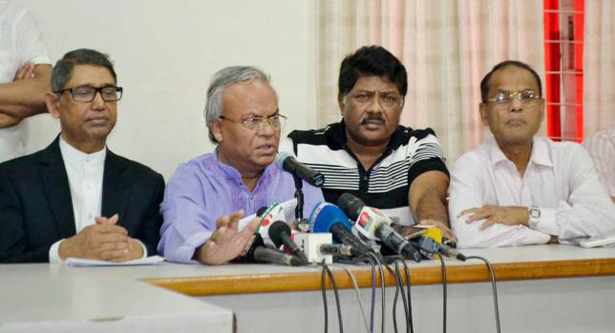 Conspiracy on to keep BNP out of the next polls: Rizvi