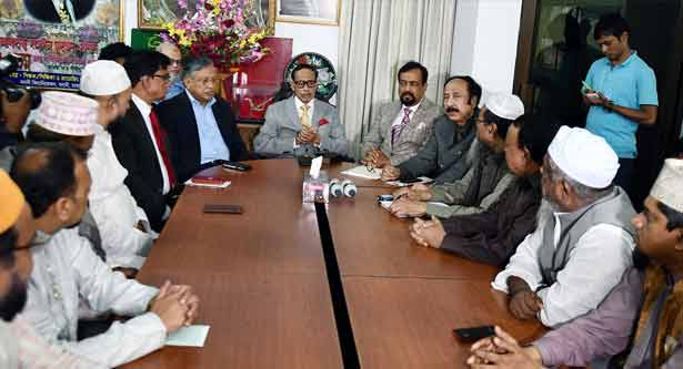 Ershad sees possibility of early elections