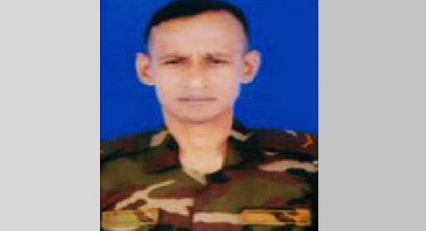 Relatives mourn death of Lance Corporal Akhtar