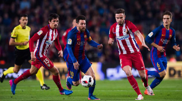 La Liga: Barcelona to face Atletico Madrid tonight