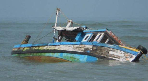Five missing as boat sinks in Shitalakhya