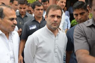 Rahul Gandhi denied entry to Kashmir, sent back from airport