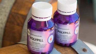 Daily 'polypill' reduces heart disease, stroke: study