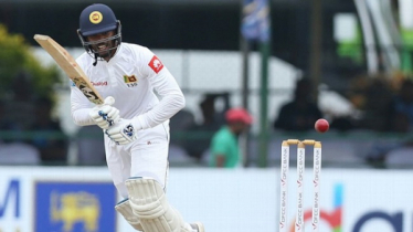 Sri Lanka 244 all out in 1st innings