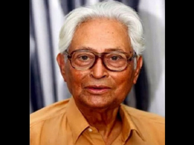 Prof Muzaffar Ahmed passes away