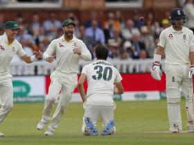 Australia bowled out for 250