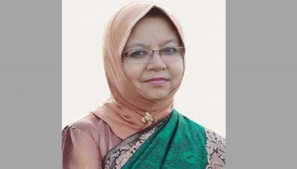 National Human Rights Commission chairman Nasima Begum