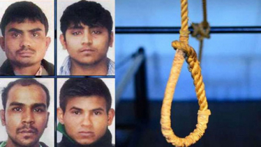 Nirbhaya case convicts to be hanged on March 3