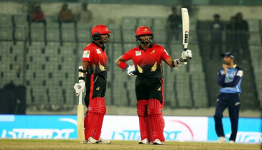 Cumilla starts BBPL with 105-run win