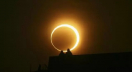 Rare Solar Eclipse started in Bangladesh