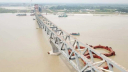 Padma Bridge now 3750 meters visible