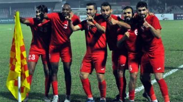 Palestine retains Bangabandhu Gold Cup crown