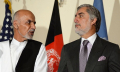 Ghani sworn in as Afghan president amid crisis