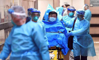 Chinese physicians in treatment-war amid coronavirus scary
