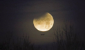 Penumbral lunar eclipse today