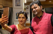 Mithila tie knot with Srijit