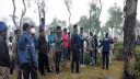 Schoolboy`s body found tied with a tree!