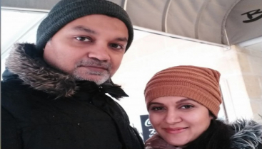 Srijit-Mithila's honeymoon picture goes viral