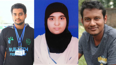 3 Kuet students selected for PM gold medal