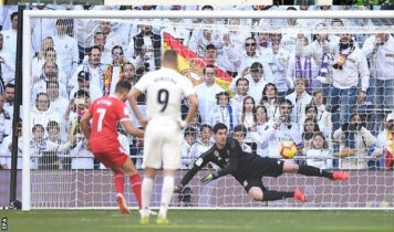 Real suffer shock home loss to Girona