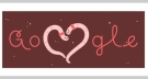 Google celebrates Valentine's Day with adorable Doodle