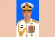 Navy Chief in UAE arms exhibition