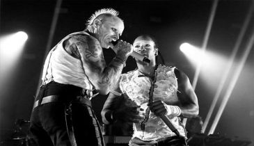 'Prodigy' lead singer Keith Flint dies at 49
