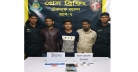 Three held with Yaba in Teknaf