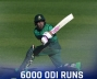 Mushfiqur in 6000-run ODI club