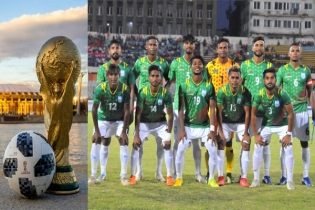 Quatar WC qualifiers: Bangladesh in Group E