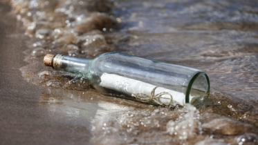 Message in a bottle written 50 yrs ago found in Australia