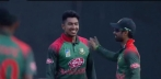 Bangladesh hit back as Soumya, Rubel strikes