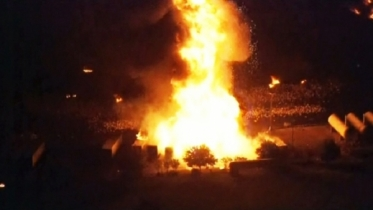 10 killed in China gas factory blast