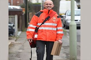 Postman died for 21 min, then came back to life