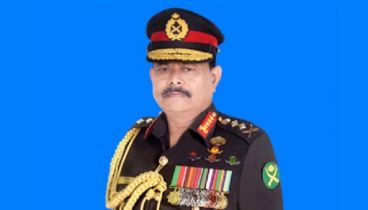Colourful Career of the Chief of Army Staff of Bangladesh Army